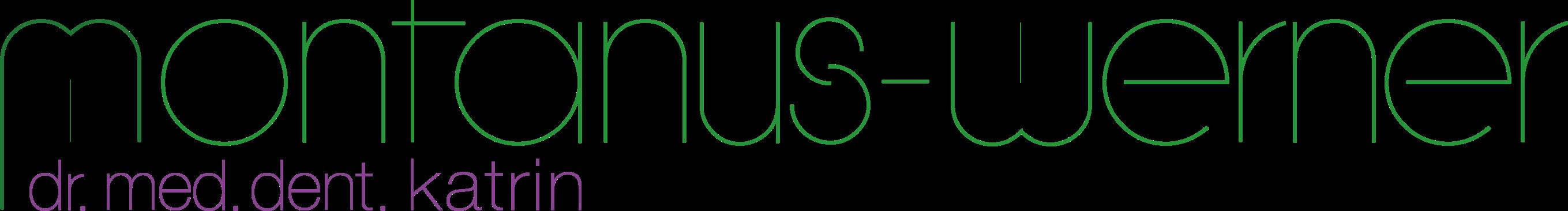 Logo Montanus Werner
