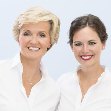Dr. Katrin Montanus-Werner & ZÄ Leonie Egbring